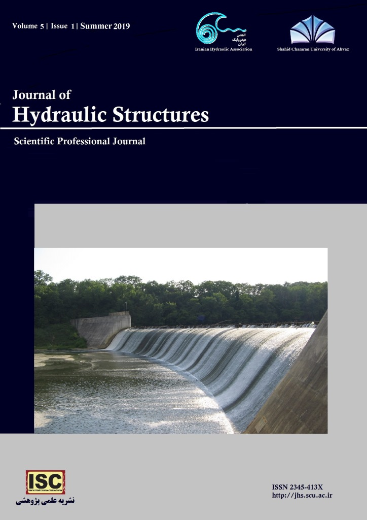 Journal of Hydraulic Structures